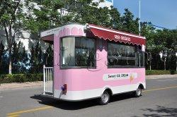 Nova banheira de venda do veículo alimentar/reboque alimentar móvel