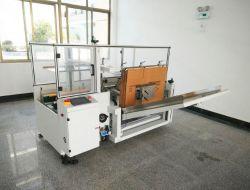 Cassa automatica del contenitore/scatola di cartone che erige con il sigillamento che lega macchina per l'imballaggio del /Packaging /Package