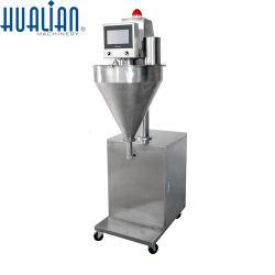 Flg-500A het Vullen van het Poeder van de Koffie van Hualian de Verzegelende Wegende Machine van de Verpakking van het In zakken doen