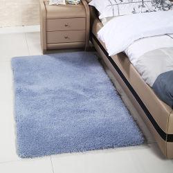 Chambre moderne de ménage Shaggy tapis moquette douce éponge Retour