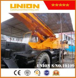 De gebruikte Kraan van de Vrachtwagen van KOMATSU van de Kraan Lw250 (25t) voor Verkoop