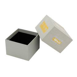 PDW Packing_Wholesale base rigide à prix réduit couleur Kraft Package Cosmetic Boîte en papier cadeau