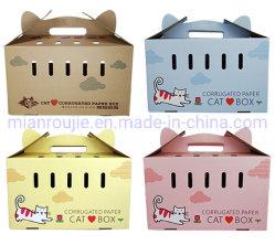 Camera ondulata per il gatto Scracher della mobilia del gatto della base del gatto del giocattolo dell'animale domestico del gatto