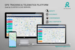 ソフトウェアGS102を追跡するWEBベースのAvl GPS