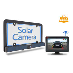 가장 새로운 무선 DIY 태양 에너지 차 사진기 뒷 전망 무선 트럭 사진기