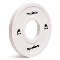 Dynomaster 고품질 중량 고무 0.5kg 판 변경