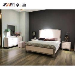 Schlafzimmer-Möbel-feste Holzrahmen-Frisierkommode mit Spiegel