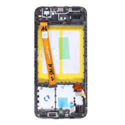 Per Samsung Galaxy A20e schermo con cornice nera