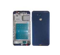 Alloggiamento coperchio posteriore batteria con alloggiamento SIM e pulsanti per Huawei Honor 6c PRO