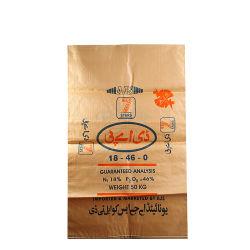 Экологичный биоразлагаемых обычной печати удобрение почвы PP тканый мешок для упаковки