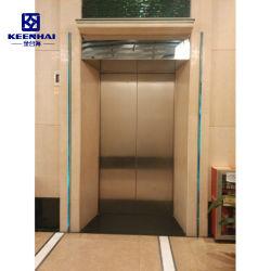 El grabado de acero inoxidable decorativos Panel de puerta del ascensor Decoración