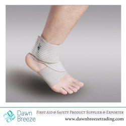 Suporte de tornozelo Wrap Around elástica