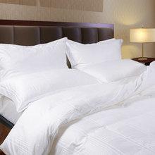 Le luxe de haute qualité blanc duvet de canard chaud vers le bas de l'hôtel