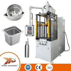 4 Post Desenho profunda Prensa Hidráulica da máquina para a panela eléctrica
