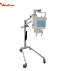 El diagnóstico de alta frecuencia del sistema de precio de fábrica de China Mobile Hospital de animales el uso de equipo médico veterinario portátil de 100mA equipo de rayos X.