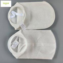 Hoogwaardige voedselkwaliteit 25/50/100 Micron-filter voor nylon/polyester/PP-gaas Zak