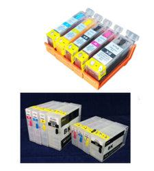 Cartucho de tinta recarregáveis e os CISS para todos os modelos Canon ,Eg :IGP170 ,IGP270,IGP370,IGP470