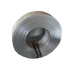 熱い浸されたSGCC Dx51d亜鉛によって塗られる電流を通された鋼鉄テープ