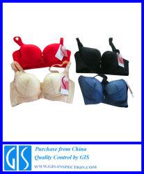 Veste roupa interior / Controlo de Qualidade dos serviços de inspecção em todos China