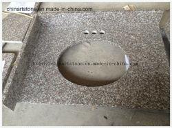 Venda por grosso de granito Marrom Popular da China para a bancada de cozinha (bainbrook marrom)