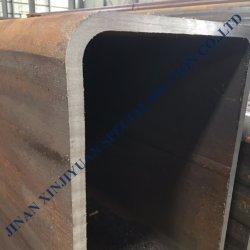 Quadratisches Stahlrohr/galvanisierte Stahldünnes Wand-ERW geschweißtes vor galvanisiertes quadratisches Rohr des rohr-Q195 Q235