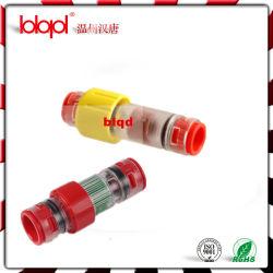 Wasserdichte Koppelung des Faser-Optikstecker-Lbk5/2.5mm