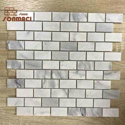 Natürliche Schiefer-Stein-Mosaik-Entwürfe für Wand