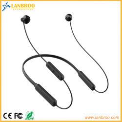 Water-Resistant IPX7 Noise-Cancelling active des écouteurs Bluetooth sans fil du temps de travail en continu jusqu'à 15~18 heures