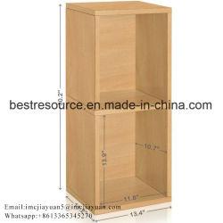 Двойной цветов склеивания деревянных портативный мебель книги дизайн для монтажа в стойку корпус дисплея