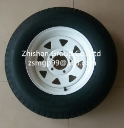 St175/80d-13 관이 없는 압축 공기를 넣은 고무 바퀴
