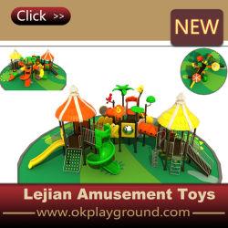 School Amusement Park (X1505-3)를 위한 아이들 Outdoor Playground Equipment