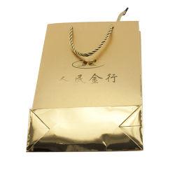 Fancy favori du client sac de papier cadeau parfait pour le shopping