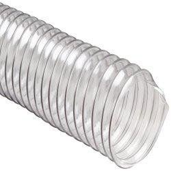 Спиральная Гибкие вентиляционные воздуховоды для туннеля