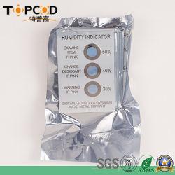 3 puntos de cobalto Normal Hic Indicador de humedad Card