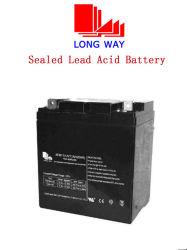 Стандартные серии 12V свинцово-кислотный аккумулятор для ИБП системы