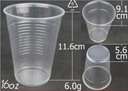 Kop van de Reeks pp van de hoogste Kwaliteit de Beschikbare 16oz Plastic