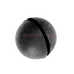 Taladro de colores sólidos de neopreno pelotas de goma/silicona bolas