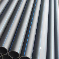 Sûr et fiable de type divers 75mm tuyau de HDPE 0.6MPa PE80