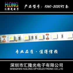 Hoge Brightness 5050 SMD Chips LED Strip Light High Brightness 60LEDs 14.4W/M Flexible LED Strips