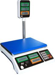 OIML genehmigte elektronische wiegende Schuppen-rechnenschuppe (LPPN)