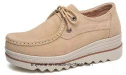 춘키 힐 여성용 패션 풋웨어 여성용 캐주얼 신발 (259)