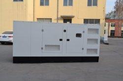 Silencio Eléctrico generador diésel de 120 kVA.
