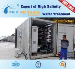 Équipement de traitement de l'eau de la DPT 50-500/Système de traitement de l'eau/l'Osmose Inverse RO Usine de traitement de l'eau potable