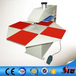 フルオートマチックの4つの端末のマウスパッドの熱い印刷機械装置