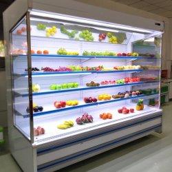 Marchandiseur marchandiseur Multi-Decks refroidisseur ouvert