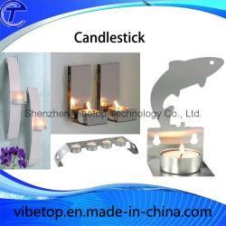 Display Voor Candle Holder Op Tuinverdieping