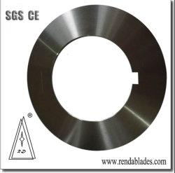 Couteau de refendage d'acier circulaire/métallurgie trancheuse lame de l'outil