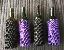 L'Irlande du marché de gros populaire Bouteille de vin Manchons en mousse d'emballage de protection de filet