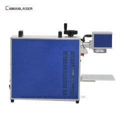 표하기 기계를 인쇄하는 휴대용 소형 유형 20W 30W 섬유 Laser