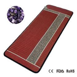 FDA Amethyst und Tourmaline-Heizungs-Auflage-elektrische Infrarotheizungs-Matte